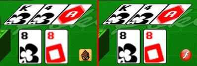 Cocos2d vs. Flash rendering comparison