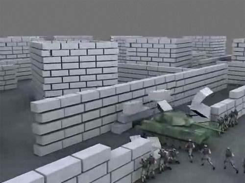 AISeek's Tank Battle 1 demo video