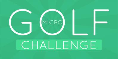 The MicroGolf Challenge logo